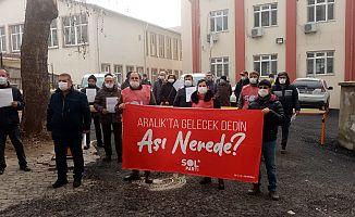 """""""AŞININ GECİKMESİ HALK SAĞLIĞI SORUNUNU BÜYÜTÜYOR!"""""""