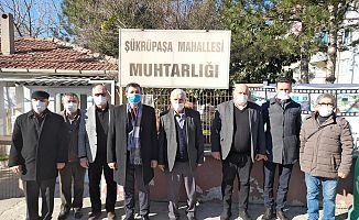 CHP'DEN MUHTARLARA ZİYARET