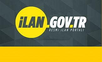 Çanakkale Milli Emlak Müdürlüğü'nce 2.915 m² hali arazi satılacak