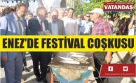 ENEZ'DE FESTİVAL COŞKUSU