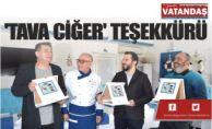 'TAVA CİĞER' TEŞEKKÜRÜ