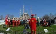 Edirne, Fatih Sultan Mehmet'i Andı