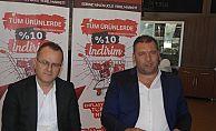 TUĞRA CENTER'DAN 'ENFLASYONLA TOPYEKÜN MÜCADELE'