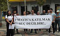 ÖĞRENCİ KOLEKTİFLERİNDEN GÖZALTILARA TEPKİ!