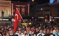 DARBELERİN KARŞISINDA DEMOKRASİNİN YANINDAYIZ!