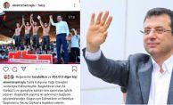 İMAMOĞLU'NUN EDİRNE PAYLAŞIMINI 450 BİN KİŞİ BEĞENDİ!