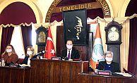 MECLİS'TEN MASKELİ FARKINDALIK