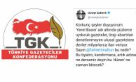 TGK'DAN 'BİK' AÇIKLAMASI!